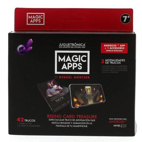 Mini Set Magia Risin Card Tresu Magic Apps