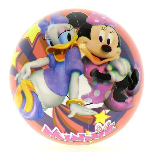 Minnie Pelota Amarilla 15 cm