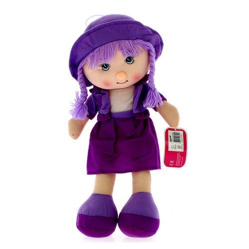 Muñeca de Trapo Lila 50 cm