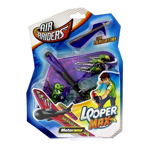 Air Raiders Looper Max Lila