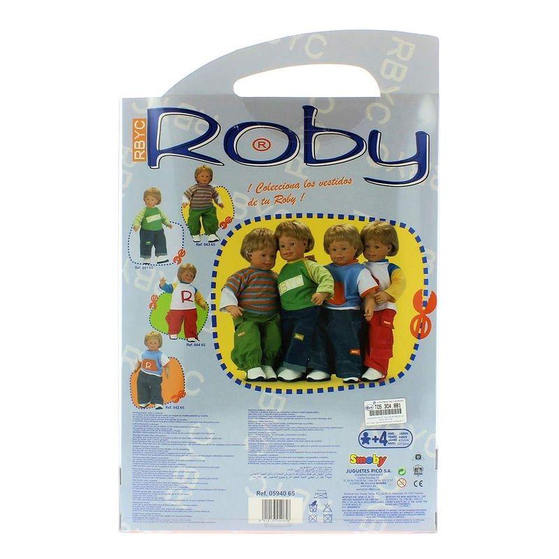Muñeco-Roby-Conjunto-Camiseta-Verde-y-Pantalon-Tejano_1