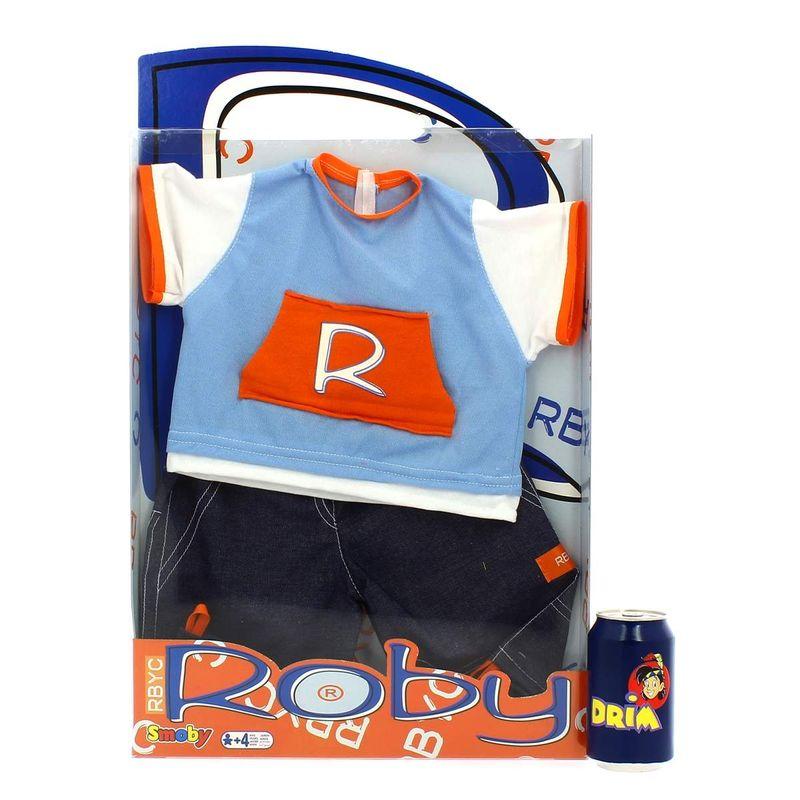Muñeco-Roby-Conjunto-Camiseta-Azul-y-Pantalon-Tejano_2