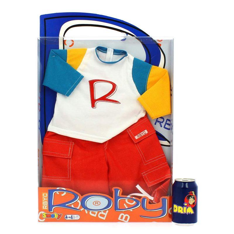 Muñeco-Roby-Conjunto-Camiseta-Blanca-y-Pantalon-Rojo_2