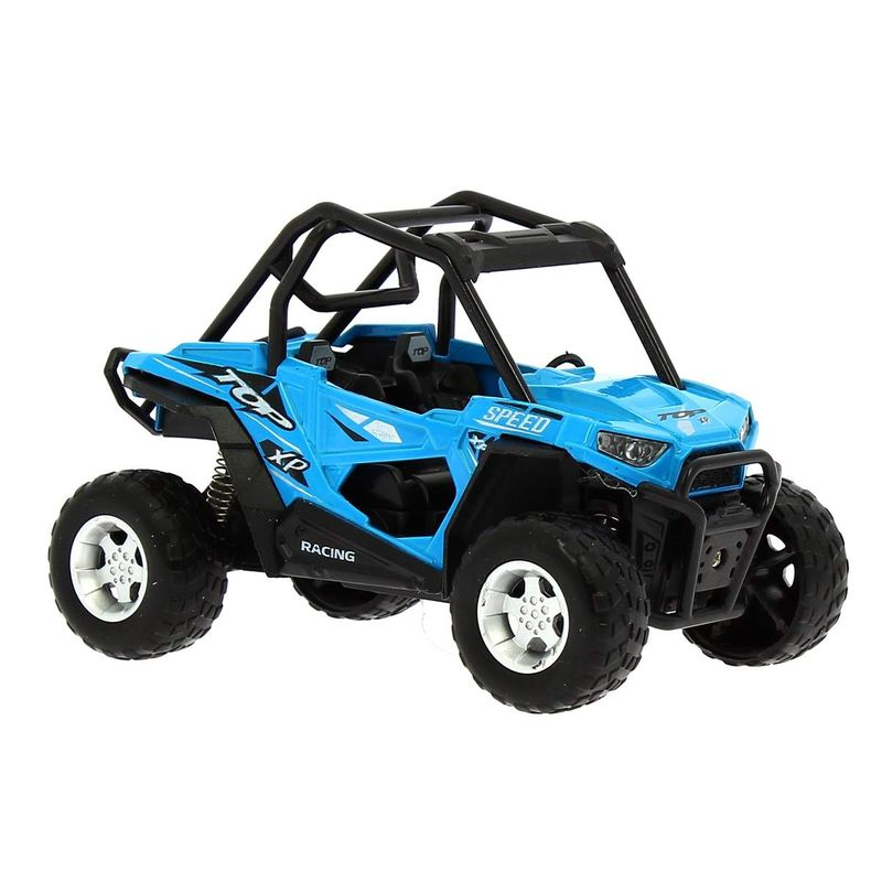 Vehiculo-Cross-Country-con-Luz-Azul