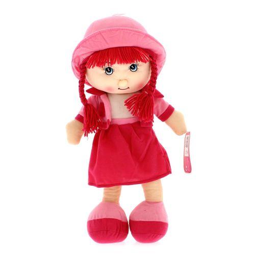 Muñeca de Trapo Fucsia 50 cm