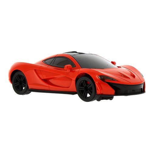 Vehículo de Racing con Luz Rojo