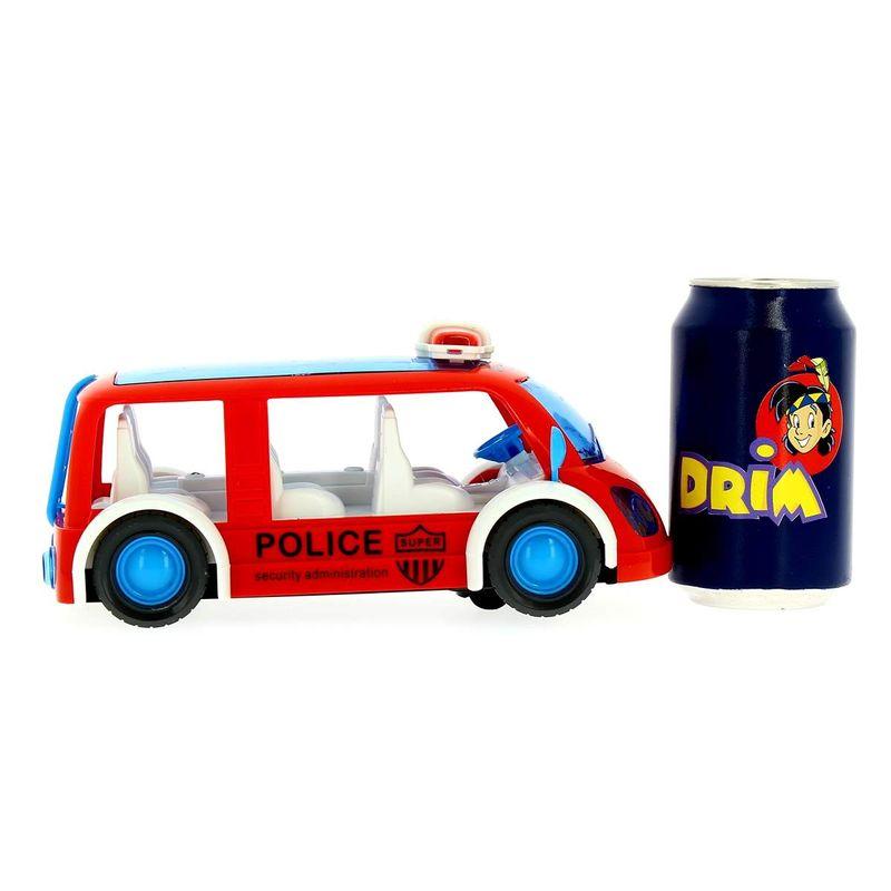 Vehiculo-de-Policia-Infantil-Salva-Obstaculos-Rojo_3