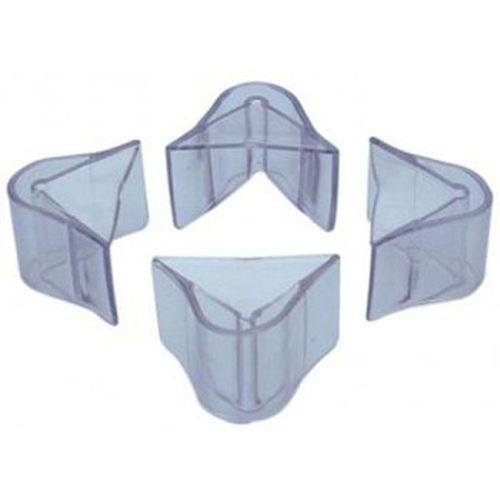 Protege esquinas de silicona 4 uds