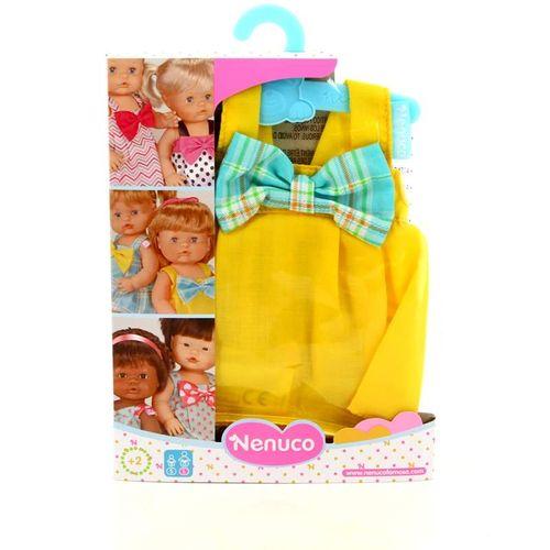 Nenuco Ropita con Percha Vestido Amarillo