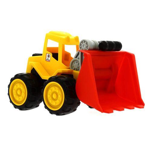 Vehículo Pala de Construcción Infantil