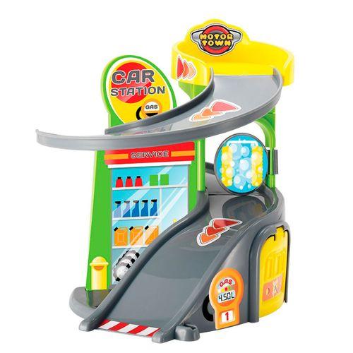Motor Town Mi Garaje Infantil