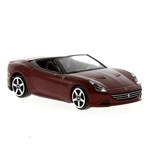 Coche Ferrari California T Race & Play Escala 1:43