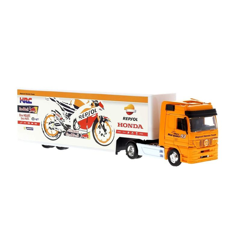 Camion-Mercedes-Repsol-Honda-1-43