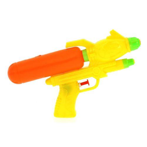 Pistola de Agua Amarilla 28 cm