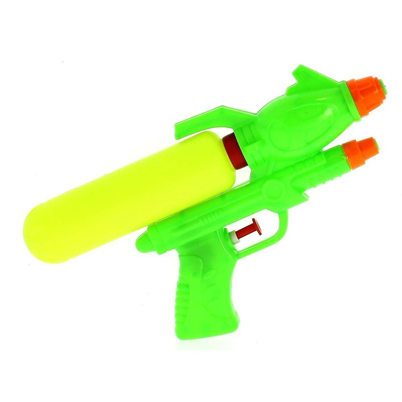 Pistola-de-Agua-Verde-28-cm