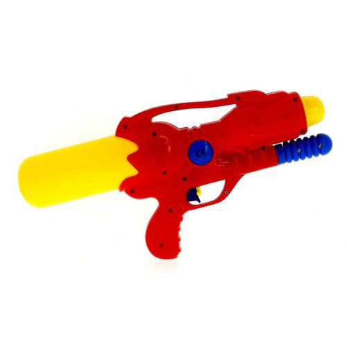 Pistola de Agua Roja 34 cm