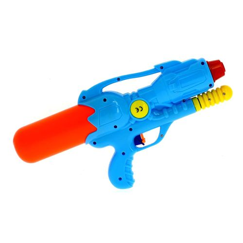 Pistola de Agua Azul 34 cm