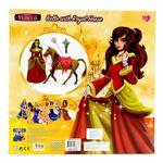 Muñeca-Princesa-Belle-con-Caballo_1