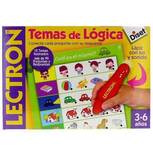 Lectron Lapiz Temas de Lógica