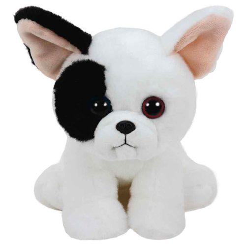 Beanie Boo's Perro Bulldog de Peluche de 15 cm