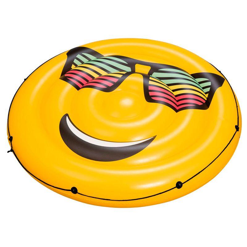 Isla-Hinchable-Redonda-Smiley