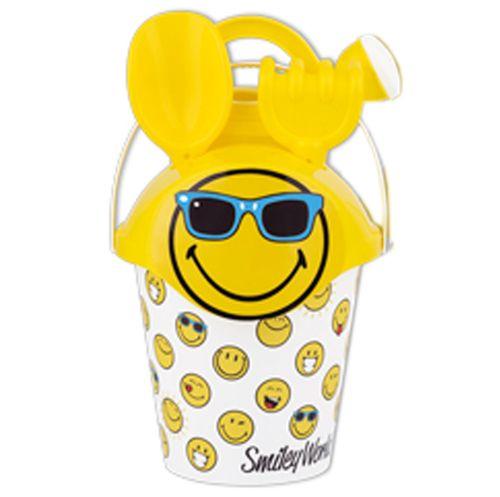 Conjunto de Playa Smiley con Gafas de Sol