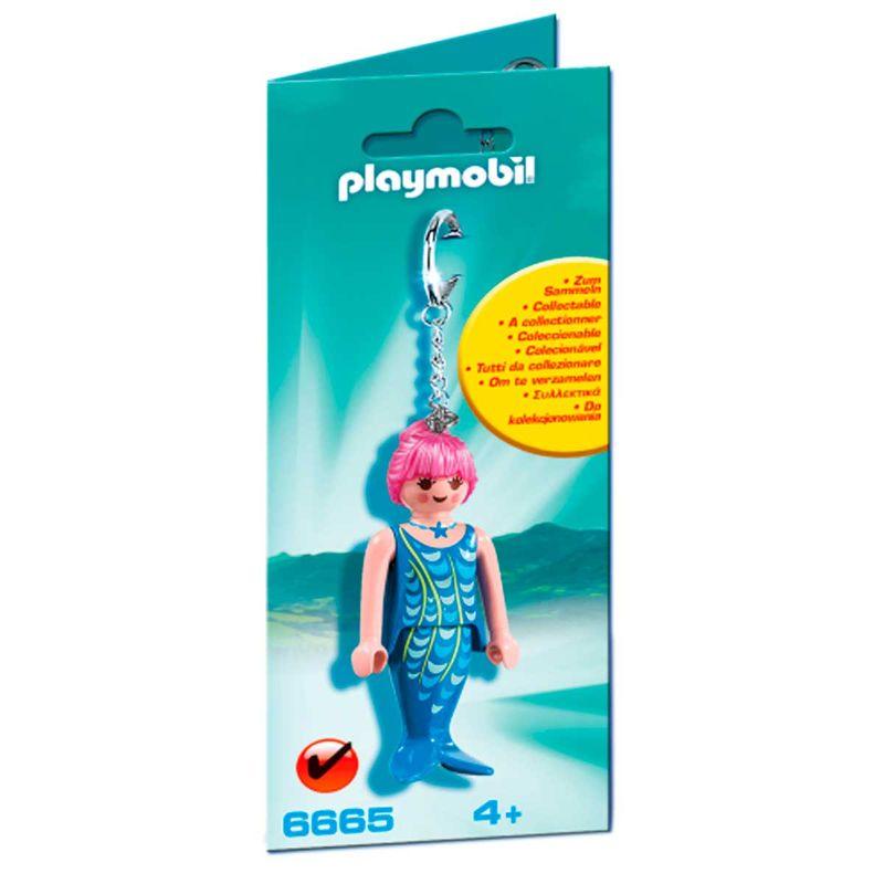 Playmobil-Llavero-de-Sirena
