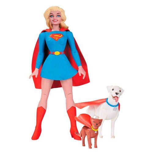 Figura SuperGirl DC Designer Series