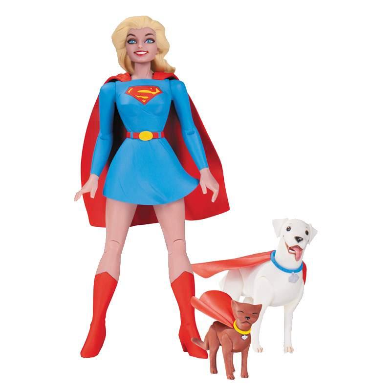 Figura-SuperGirl-DC-Designer-Series