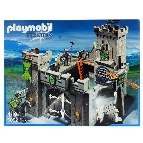 Playmobil Fortaleza Caballeros Lobo
