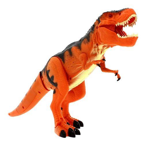 Dinosaurio T-Rex Táctil