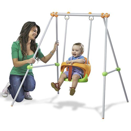 Columpio metal Baby Swing