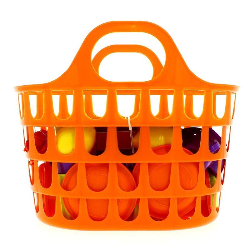 Cesta-de-Menaje-Infantil-Naranja