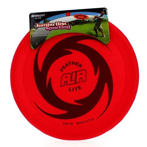 Disco Jumbo Volador Rojo