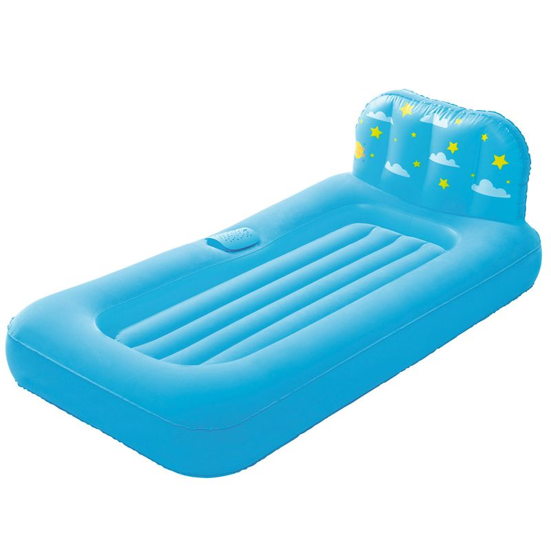Colchon-Infantil-con-Proyector-Azul
