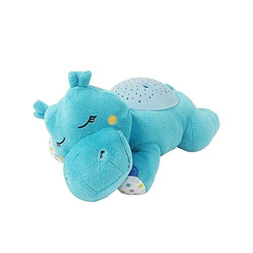 Lámpara con proyector Slumberbuddie Hippo