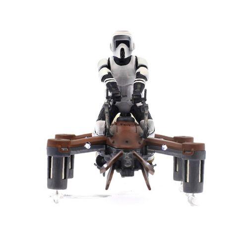 Drone Speeder Bike 74-Z Star Wars Edición Coleccionista