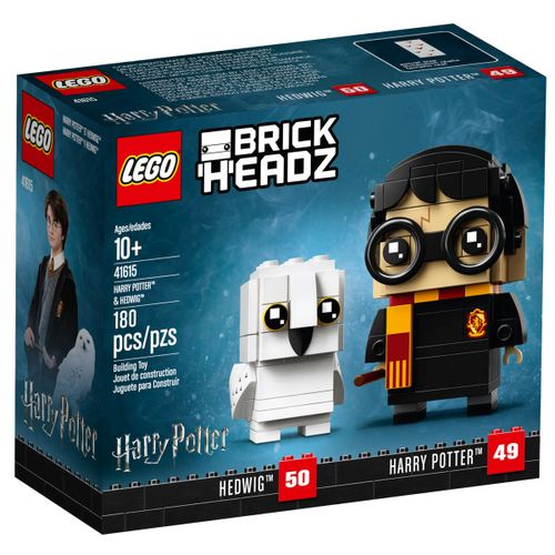 Lego Brickheadz Harry Potter & Hedwig