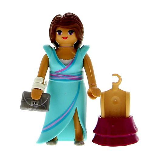 Playmobil Mujer con Vestido de Noche