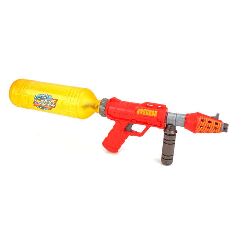 Pistola-de-Agua-Wave-Thrower-Roja