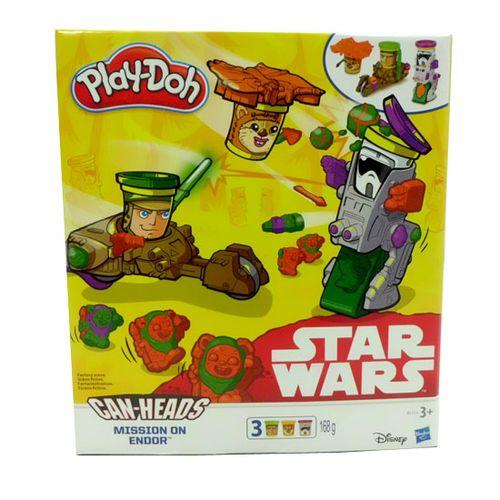 Play-Doh Star Wars Misión en Endor
