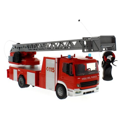 Mercedes Benz bomberos RC