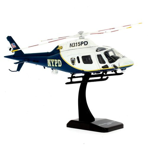 Helicóptero. Augustawest NYPD 1:43 14