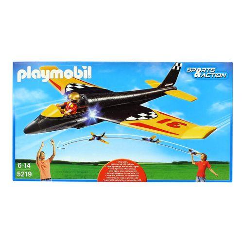 Playmobil Sports & Action Planeador de Carreras
