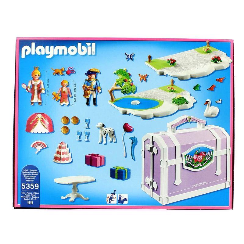 Playmobil-Princess-Maletin-Cumpleaños-Princesa_2