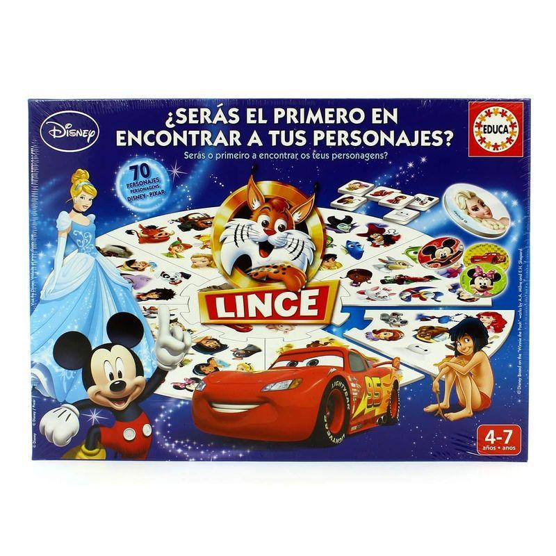 Juego-Lince-Disney