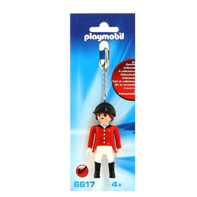 Playmobil-Llavero-Amazona