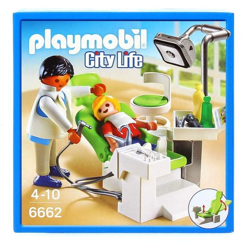 Playmobil Cife Life Dentista con Paciente