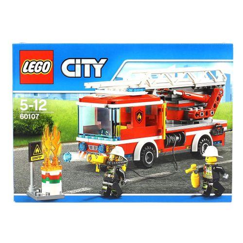 Lego City Camión Bomberos con Escalera