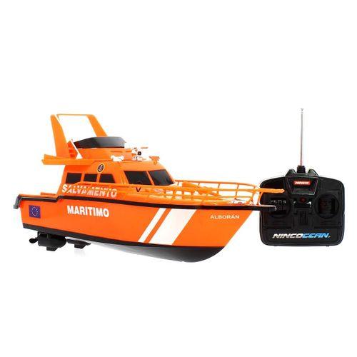 Barco RC Salvamento Maritimo Escala 1:24
